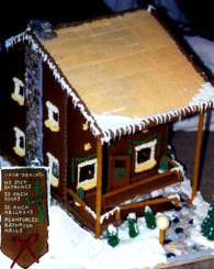Accessible Ginger Bread House