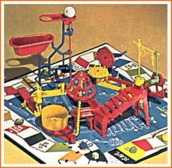 Image of Rube Goldberg's Mousetrap