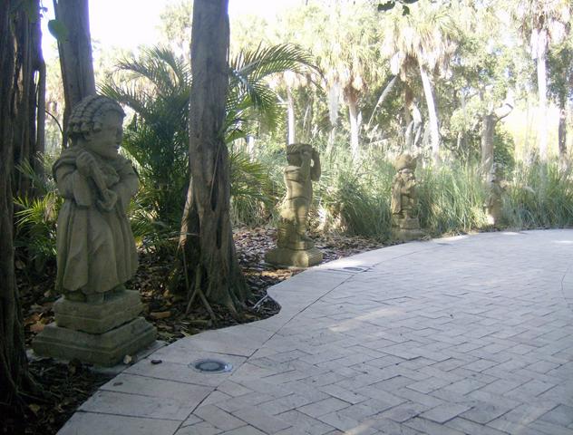 Ringling Dwarf Garden