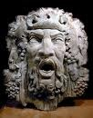 Head of Bacchus-Dionysus