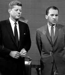 JFK and Nixon at Debate