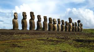 Easter Island Votive Statues