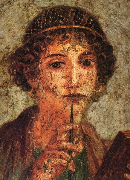 Pompei Sappho MAN copy