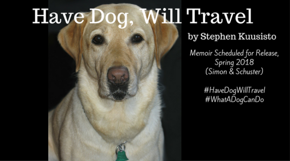 Have Dog, Will Travel copy