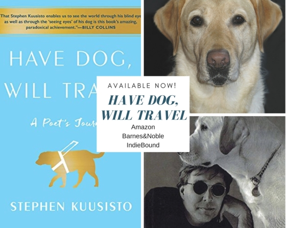 Have Dog Will Travel by Stephen Kuusisto