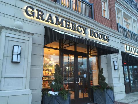 Gramercy Books, Bexley, OH