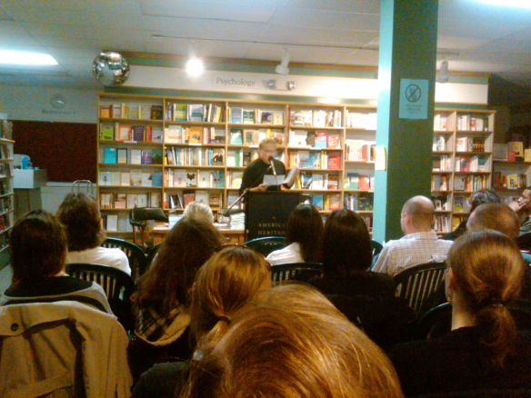 Author, Poet Stephen Kuusisto reads from his work